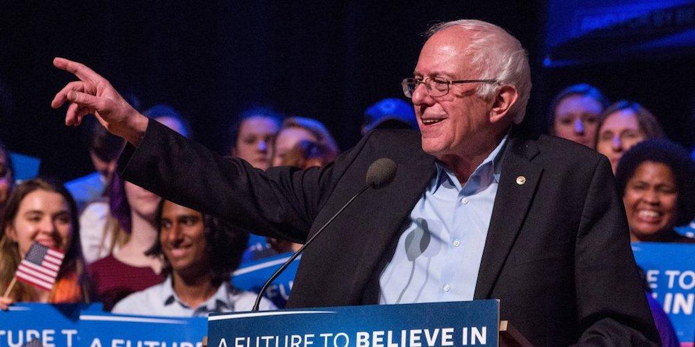Are you a fan of Bernie Sanders?