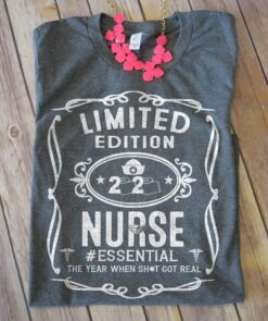 Essential Nurse Shirt Limited Edition 2020 Toilet Paper