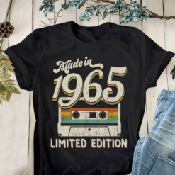 Made In 1965 Shirt Limited Edition
