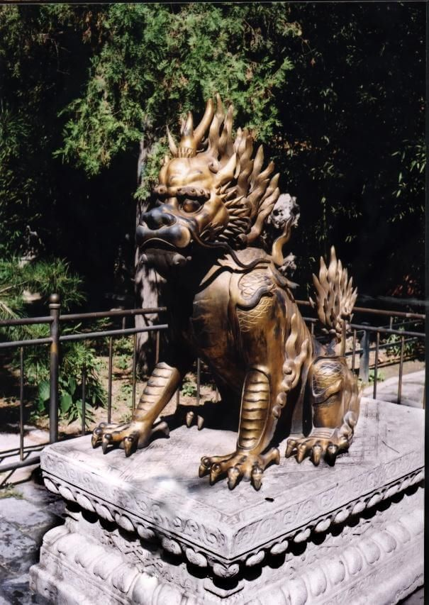 The-Qilin-–-The-Chinese-Unicorn