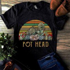 Vintage Pod Head Succulent Shirt Vintage Pod Head Succulent Shirt