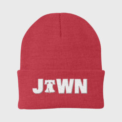 Bryce Harper Clearwooder Philly JAWN Beanie