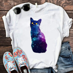 Cat Universe Shirt Cat Galaxy