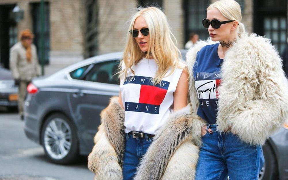 How to dress up a t shirt in winter