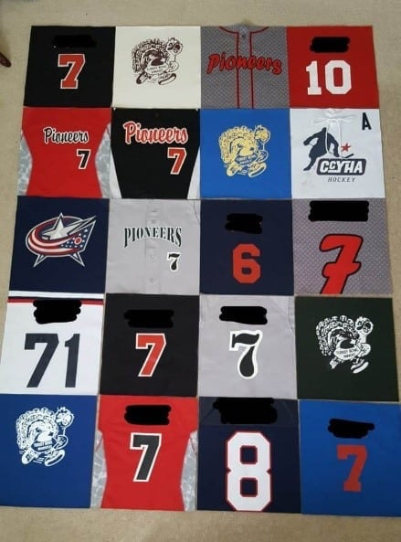 A guide on t shirt quilt diy