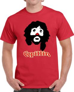 Cepillin Shirt Cepillin Comediante Payaso