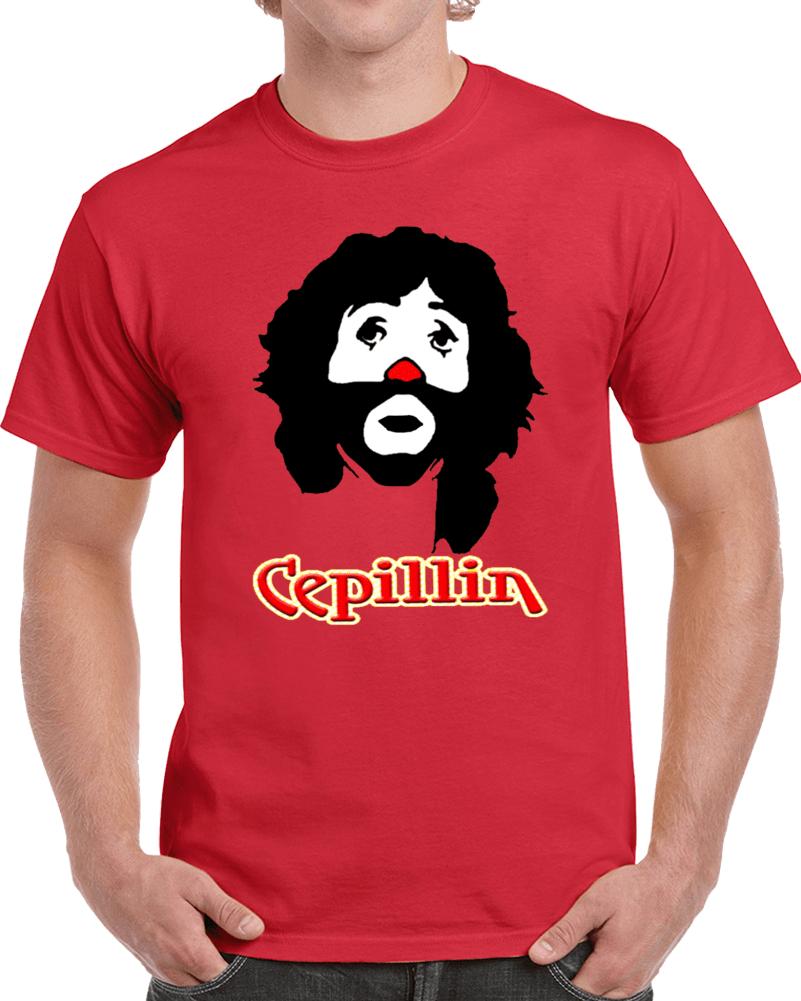 Cepillin Clown Greatest Mexican Cepillin Clown Cepillin Clown 1946-2021 Cepillin Shirt Cepillin Clown Cepillin Clown Ledcepillin Gift