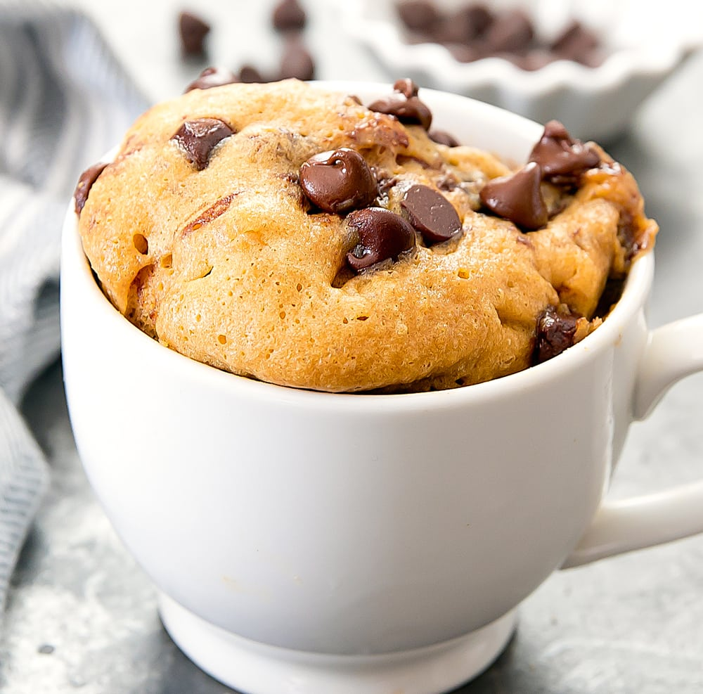 Do you know how to make a cookie in a mug
