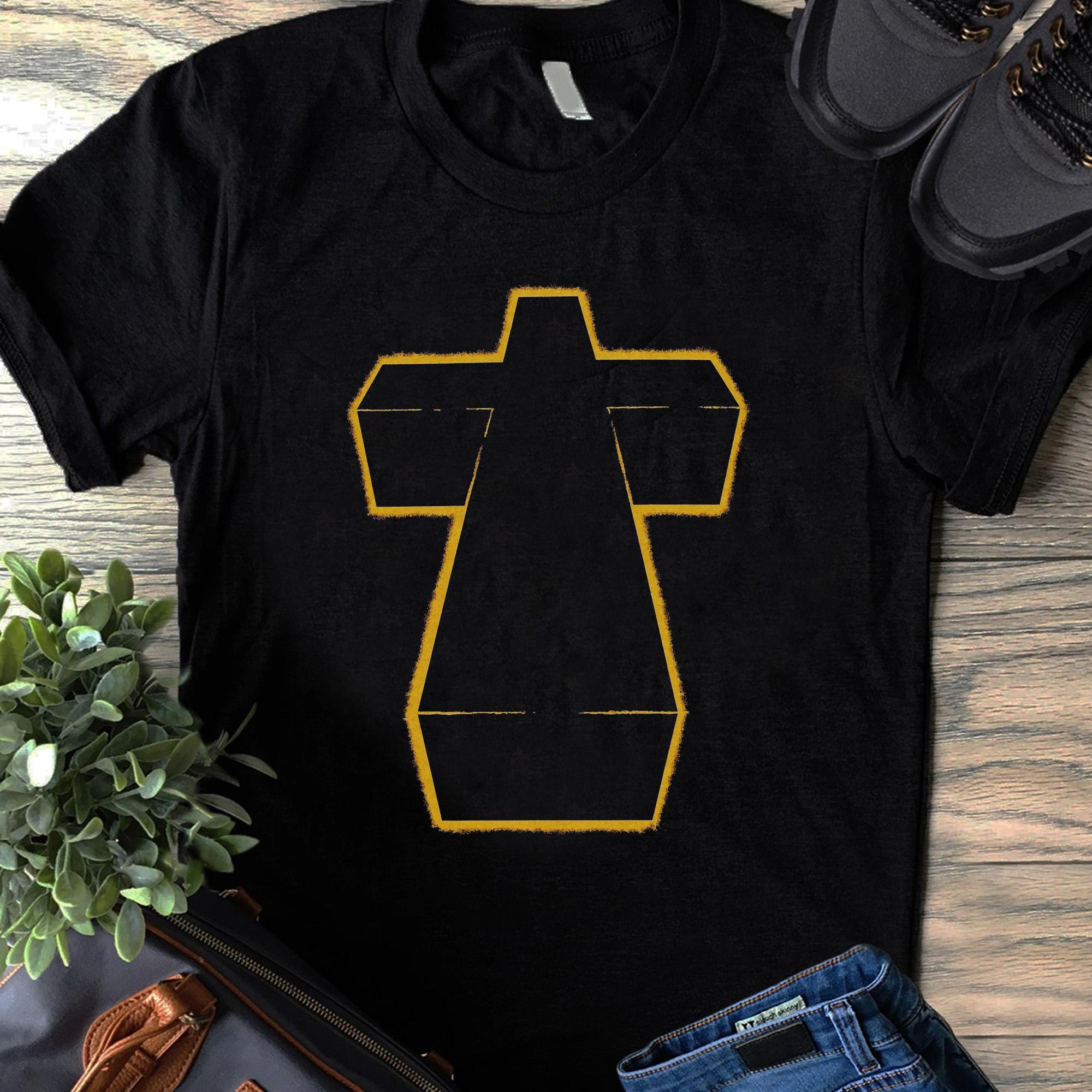 Justice Cross Hoodie