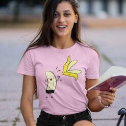Obscene Lover Shirt Naked Banana
