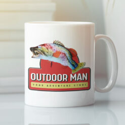 Outdoor Man Coffee Mug Your Adventure Store