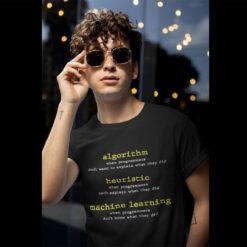 Algorithm-Heuristic-Machine-Learning-Programmer-Shirt-mockup