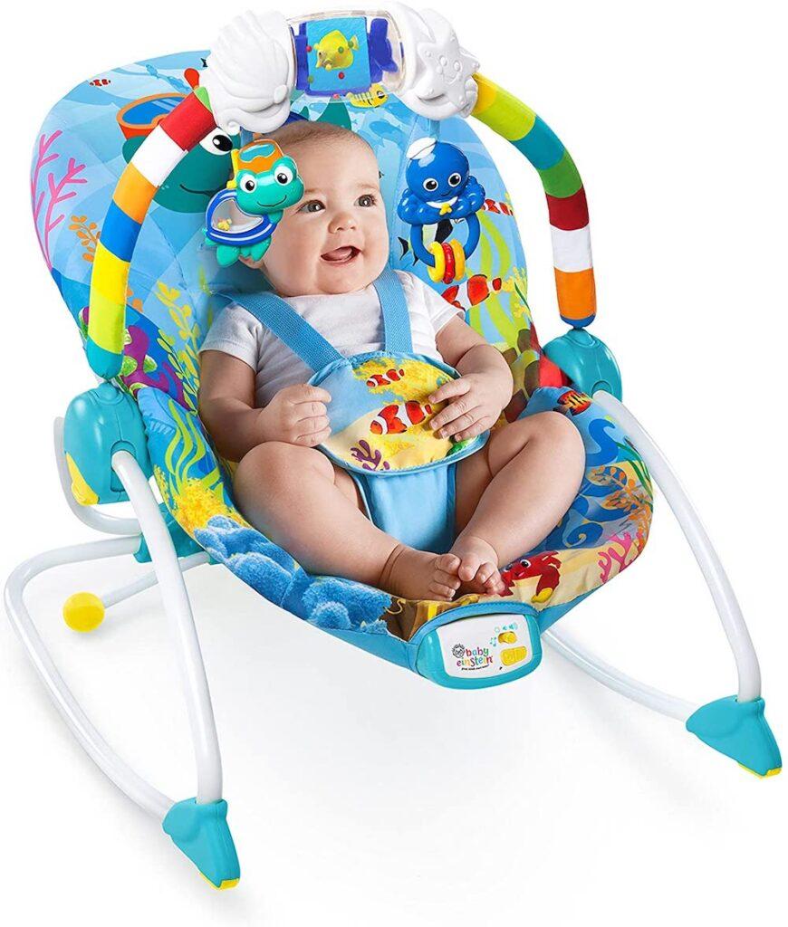 Baby-Einstein-Ocean-Adventure-Rocker-Best-gift-for-a-new-mom-2021