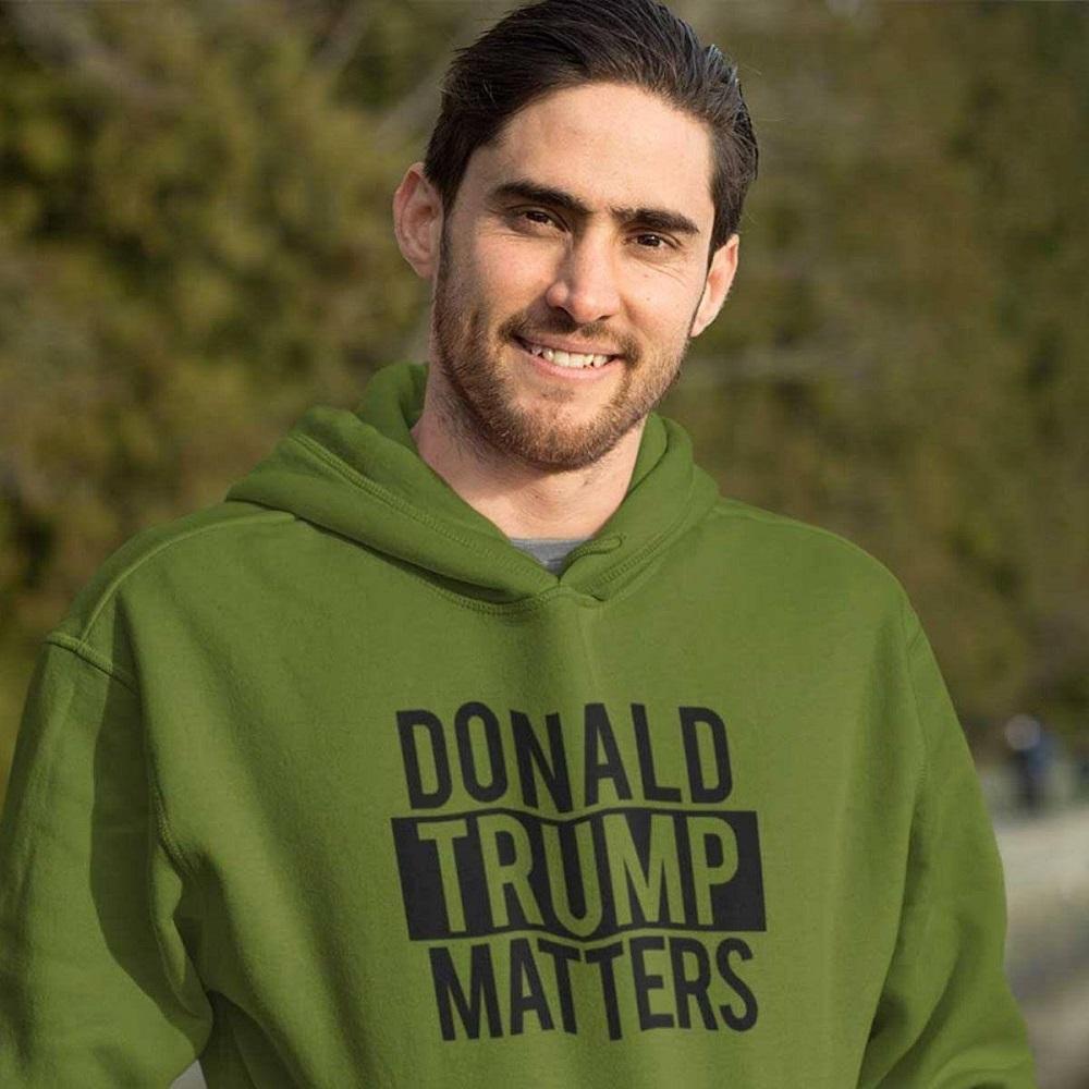Donald Trump Matters T Shirt Pro Trump best Donald Trump gifts