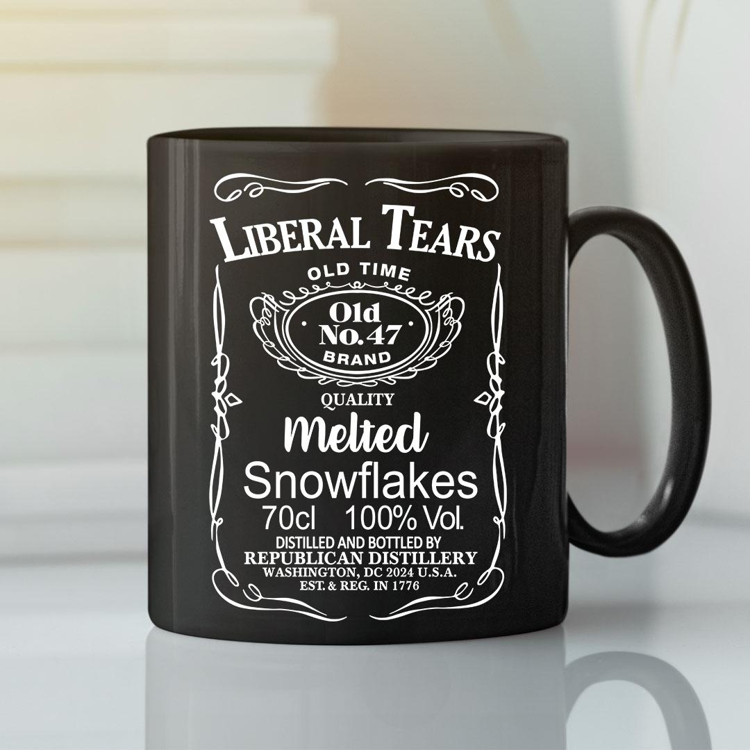 Liberal Tears Trump Mug