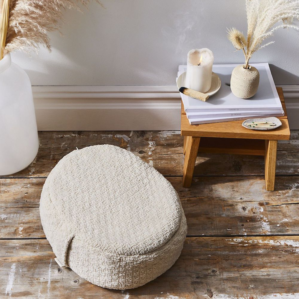 Super-Soft-Meditation-Pillow-Best-gift-for-a-new-mom-2021