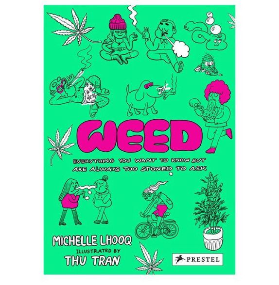 best gift for a weed smoking mom book