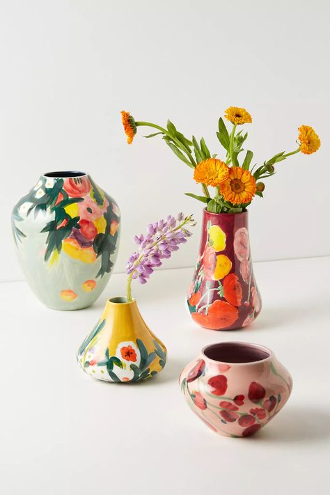 Anthropologie Lizzie Vase- fantastic holiday gifts for teacher