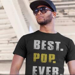 Best Pop Ever Shirt