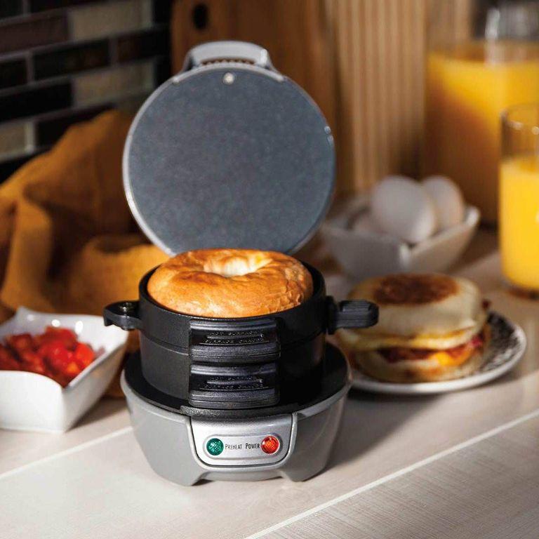 Breakfast Sandwich Maker 1