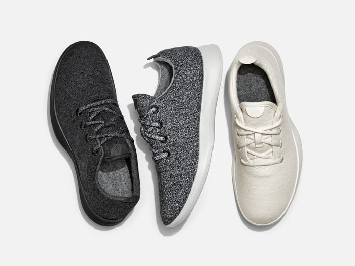 Breathable machine washable sneakers