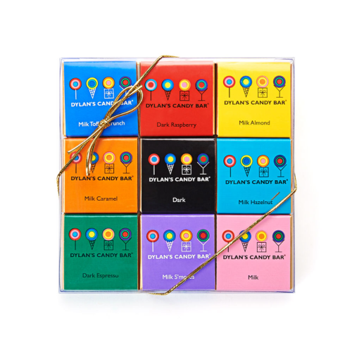 Chocolate Squares Gift Pack- best holiday gifts for teacher