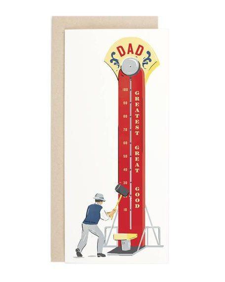Dad Strength Tester- great Father's Day gift ideas