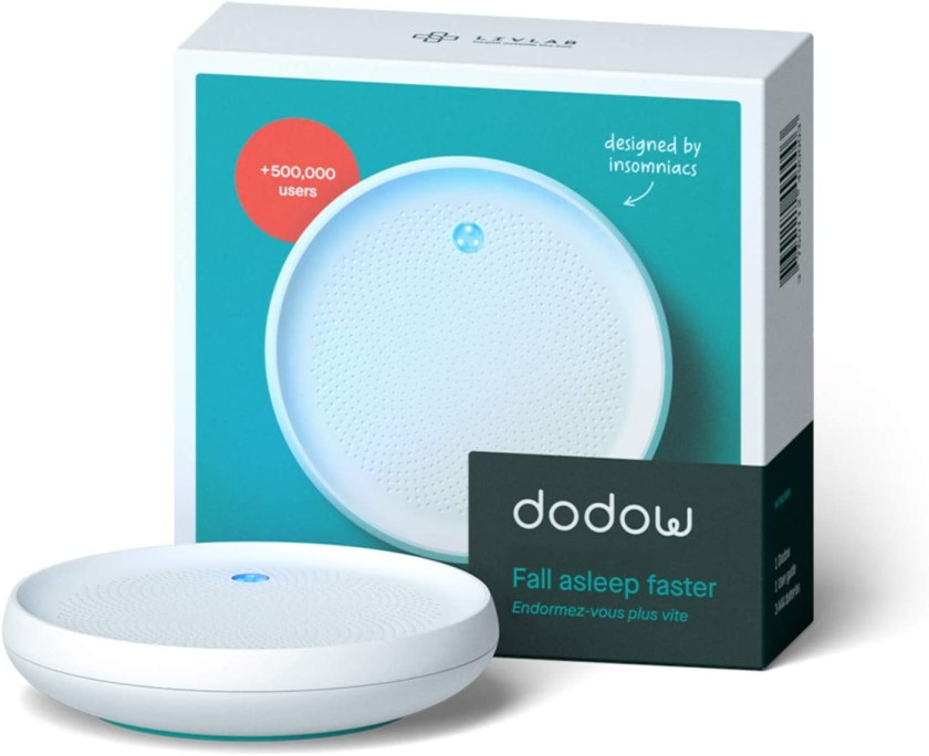 Dodow Sleep Aid Device- best gift ideas for daddy to be