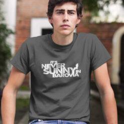 It's Never Sunny In Barovia Shirt