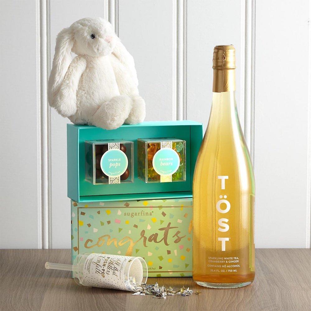 Knack Welcome Baby Gift Set- best new grandad gifts