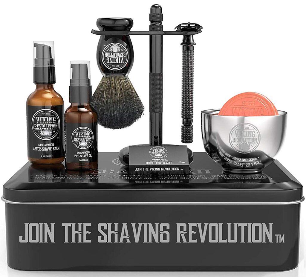 Luxury Shave Kit