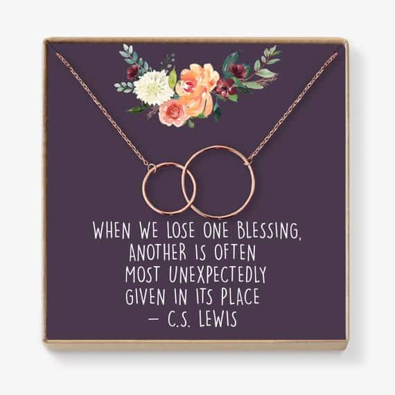Miscarriage Gift Necklace