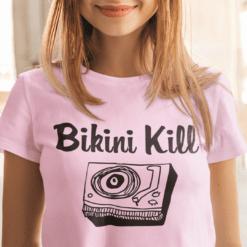 Official Bikini Kill Shirt