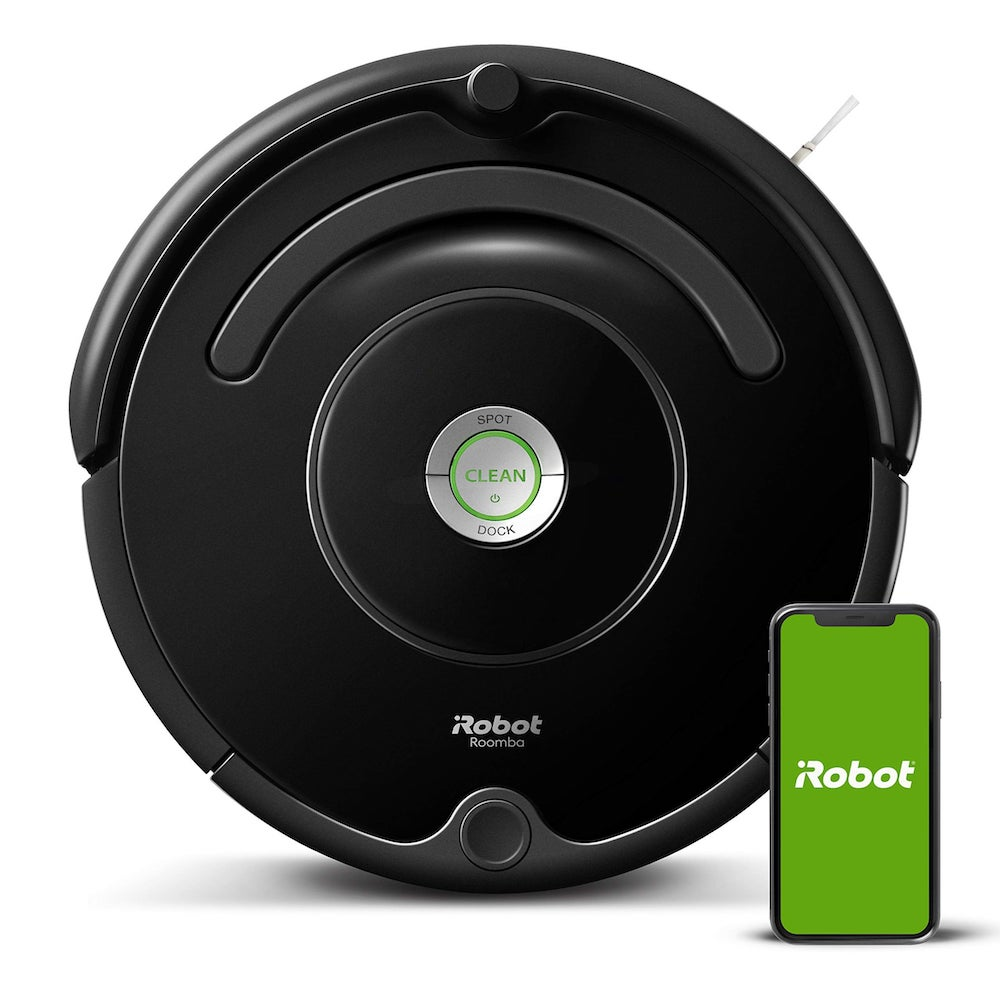 Roomba 675 Robot Vacuum- best gift for dad who has everything amazon