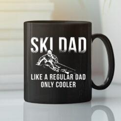 Ski Dad Like A Regular Dad Only Cooler Mug