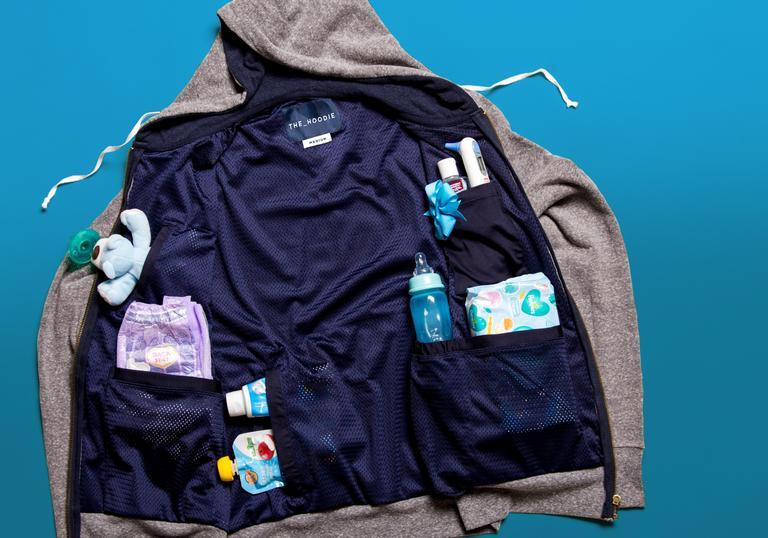 The Dad Hoodie- first Fathers Day gift ideas