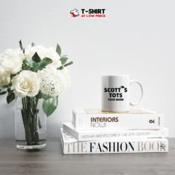 The Office Scotts Tots Personalized Mug