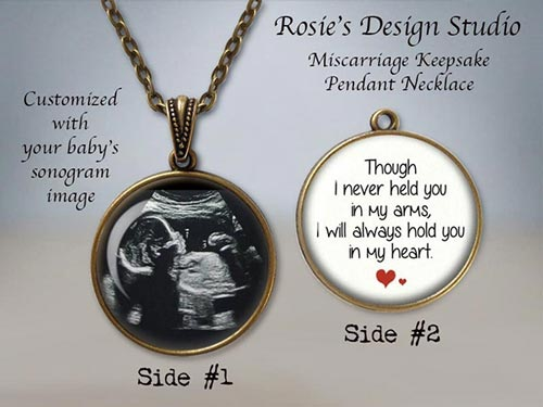 Meaningful gifts for dad who lost baby