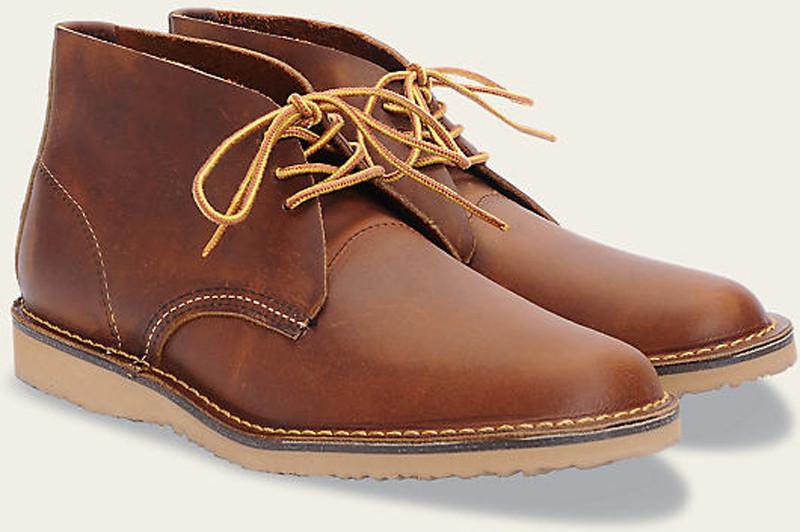 Weekender Chukka - What To Buy For Dad On His Birthday