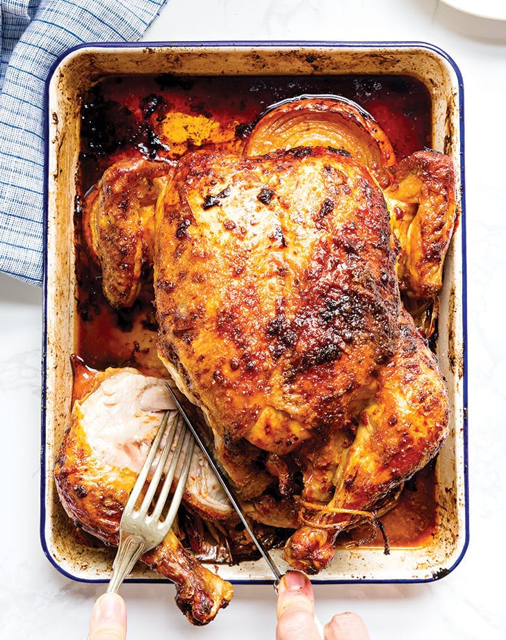 Whole Roasted Chipotle Chicken