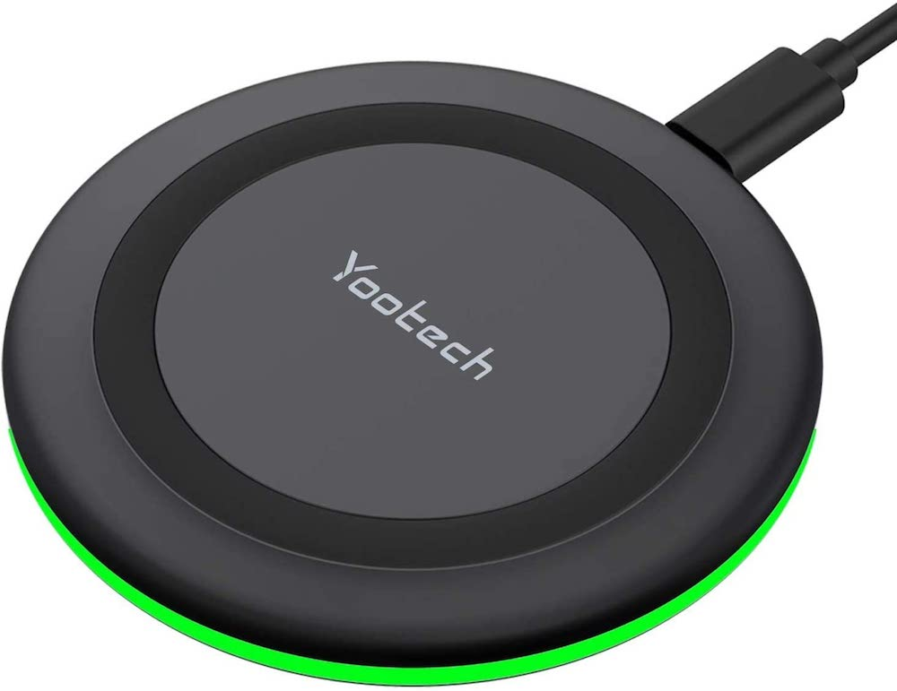 Yootech Wireless Charger- best gift for dad who has cancer.