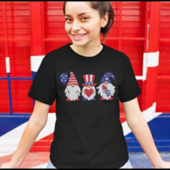4th Of July Gnome Shirt Independence Day