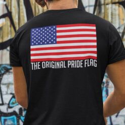 4th of July American Flag Pride shirt