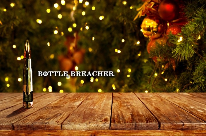 Independence Day gifts for veterans - Bottle of Breacher