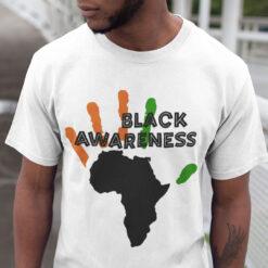 Black Awareness Shirt Black Lives Matter