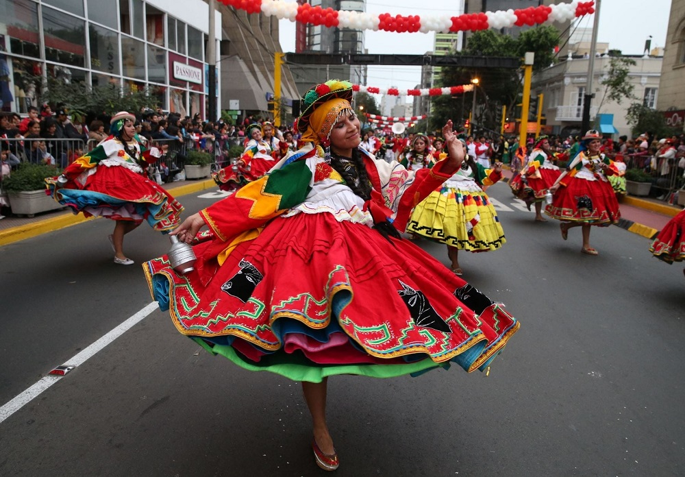 Do you know how Independence Day celebrate in Peru