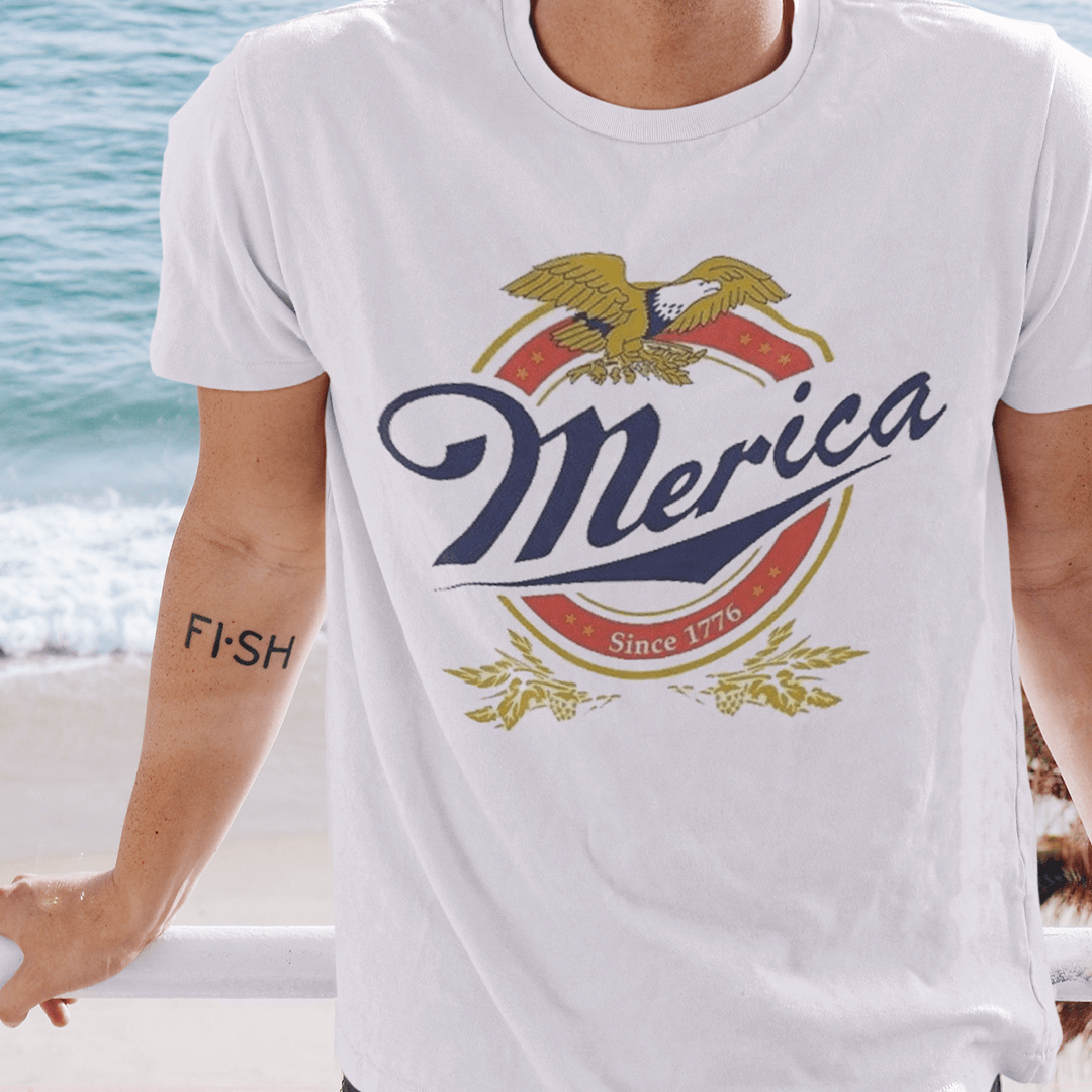 Eagle Merica Since 1776 Shirt