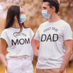 First Time Mom And Dad Shirts