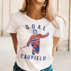 Goal Caufield T Shirt For Womens
