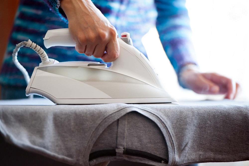 How to iron pre shrunk cotton tshirt